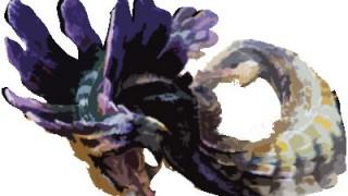 【モンハン4G】ガララアジャラ亜種攻略完了♪あっちこっち気功拳。