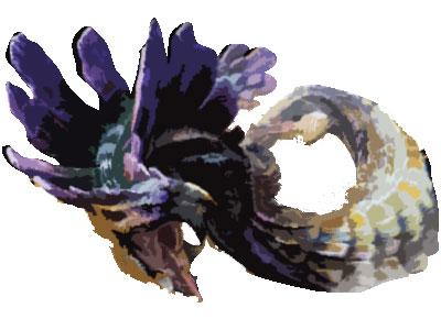 ガララアジャラ亜種