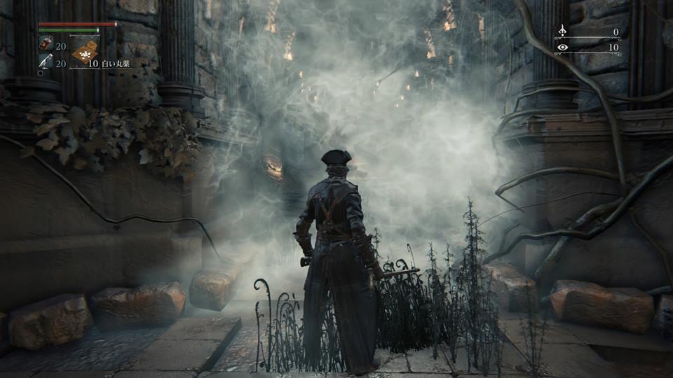 仕込み ブラッド 杖 ボーン 『Bloodborne(ブラッドボーン)』武器紹介動画! 変形システムやモーションなど特徴的な要素を解説