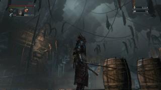 【Bloodborne/ブラッドボーン】<ヘムウィックの魔女 攻略>カレル文字の場所、やっと見つけましたよ…そんな物語終盤。【動画あり】