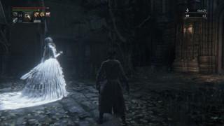【Bloodborne/ブラッドボーン】<メンシスの悪夢 攻略 第3夜>ヤーナムの影、続出!?白い貴婦人との再会と無視。【動画あり】