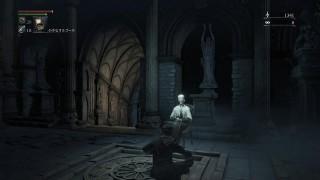 【Bloodborne/ブラッドボーン】<聖堂街攻略・第1夜>快心のジェスチャーをいただき♪げすマダムとの聖堂街。