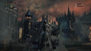 【Bloodborne/ブラッドボーン】<ヤーナム旧市街攻略・第1夜>ガトリングの叔父様登場。