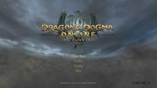 【DDON】ドラゴンズドグマ オンライン、はじめました。覚者Murataはいかつめファイター!