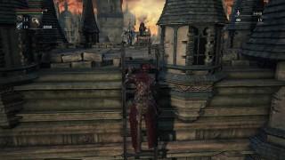 【Bloodborne/ブラッドボーン】<ヤーナム旧市街攻略・第2夜>ガトリングの叔父様(デュラ)を討伐完了。少し寂しくなった旧市街。