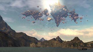 【DDON/ドラゴンズドグマオンライン】亡都メルゴダ出現! どう見てもラピ×タですよね、いつかフィーリンスカイ。