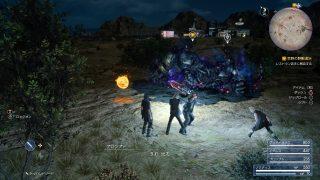 【FF15でどうでしょう】初めての夜 「鉄巨人でゴキッ!」【ムラタのファイナルファンタジー】