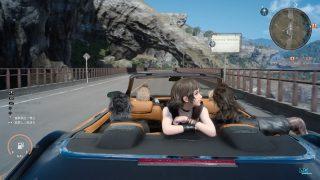 【FF15でどうでしょう】酷使の予感 「イリスドライブのたくらみ」【ムラタのファイナルファンタジー】