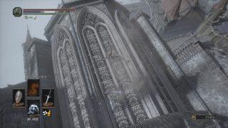 【DARKSOULS3/ダークソウル3】修道女フリーデの篝火付近から新マップ『吹き溜まり』へ!落ちて埋もれて埋められて…。<THE RINGED CITY>