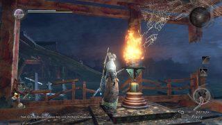【NIOH/仁王】『海鳴りふたたび』厳島攻略開始! ダークソウルじゃないけど、篝火…灯します。