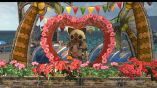 【DDON/ドラゴンズドグマオンライン】浜辺で『黄金ヤシの繊維』を集めまくれ! ガルドリンのビキニを愛でる夏の日の2017。
