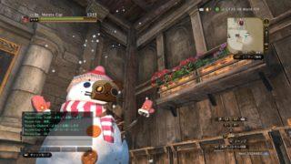 【DDON/ドラゴンズドグマオンライン】クラン拠点をクリスマスで埋め尽くせ!! おじさんたちにもクリスマスをさせてあげて!!