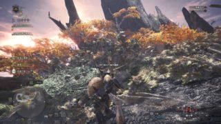 【MHW/モンハンワールド】古代樹の森の『飛竜の卵』ここ!! 飛竜の気持ちになったあの日。『ムラタの狩り手帖』