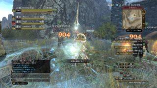 【DDON/ドラゴンズドグマオンライン】賢竜の智識ロットをまわしまくった結果…その網膜に焼きつけな~♪