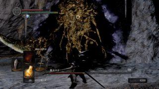 【DARKSOULS/ダークソウル リマスター】墓王ニト様へ混沌の大火球(メラゾーマ)を! ! ムラタも使える呪術…バンザーイ♪