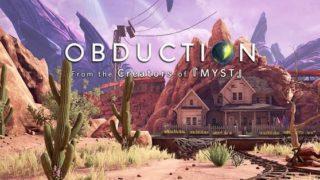 【クリアできるか!?】難解ADVゲームMYSTシリーズの最新作「OBDUCTION」がPS4に登場。操作方法や進め方。
