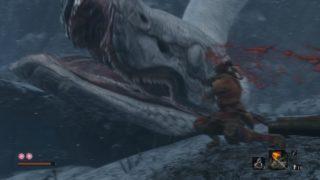 【SEKIRO】その白蛇、超ど級の規格外!? お輿に入って経験する日本神話!の巻。