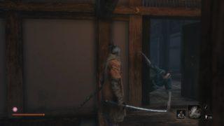 【SEKIRO】葦名本城、落ちて走ってハーメルン♪ 言いたいことも言えないこんな世の中に『忍具・錆び丸』を!! の巻。