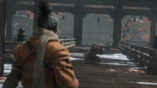 【SEKIRO】 見る猿、聞く猿、言う猿、   を追いかけろ!! 金剛山仙峯寺、攻略後半記!の巻。