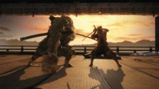 【SEKIRO】梟パパVS霧がらす?…煙幕。義父に触れそうな夢見せてよ、梟戦開幕!!の巻。