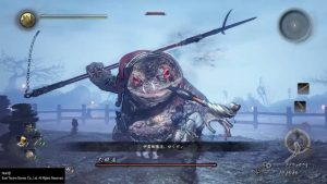 【NIOH/仁王】東海道編『大蝦蟇大立ち回り』でアムリタをボロ稼ぎ! カエル父ちゃん、のたうつ舌もついでにおくれー♪