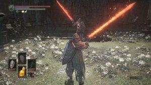 【DARKSOULS3/ダークソウル3】これで君も輪の騎士に! 火属性武器『輪の騎士の剣』入手!!<THE RINGED CITY>