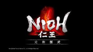 【NIOH/仁王 元和偃武】淀君、ご覚悟を。さよなら大阪サマーの陣、こんにちは元和偃武と九尾ちゃん♪