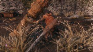 【SEKIRO】火牛くんとナウシカのあのシーンを完全再現!! 他『村田御座狼、天狗で葦名一心流?』の巻。