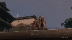 【SEKIRO】おばあちゃん(信心深き者)のひとみに恋してる。蛇柿二つ入手…ありがとう…ひとみばあちゃん。の巻。